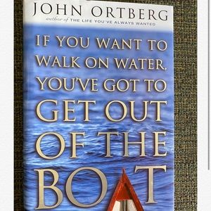New John Ortberg Hardcover Book